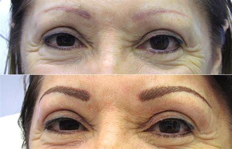 Eyeliner Caring permanent eyebrow makeup eyebrow powder brows