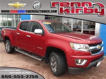 2015 chevrolet colorado for sale carsforsale