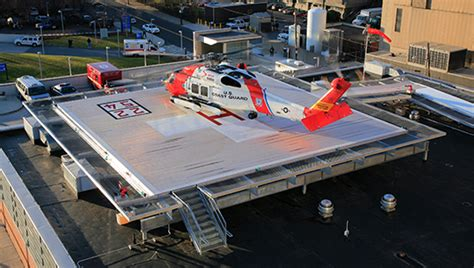 Heliport Systems Inc. Heliport Helipad Design Manufacture Construction