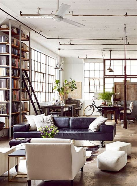 best 25 loft living rooms ideas on loft home