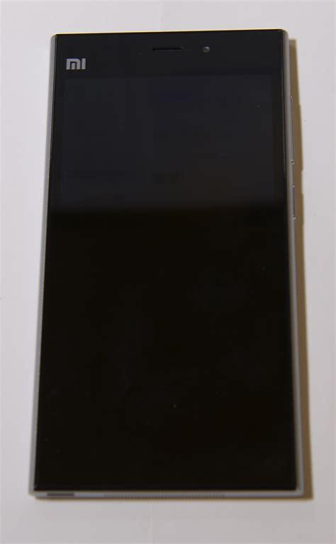 Front Kamera Depan Xiaomi Mi3 Mi 3 xiaomi mi3 front tech