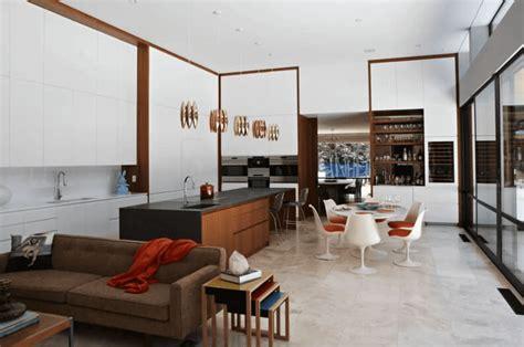 decoração sala e cozinha integradas salas decoradas modernas e simples