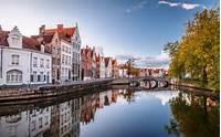 Bruges Belgium  CanuckAbroad Places