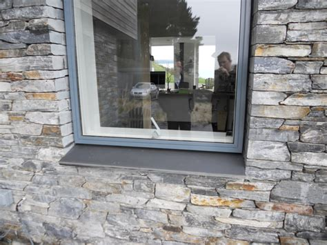 External Timber Window Sill Portloe House Visit Silver Spray