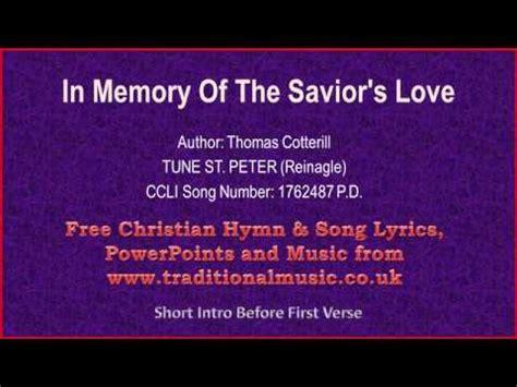 bullet for my lyrics in loving memory in memory of the savior s hymn lyrics