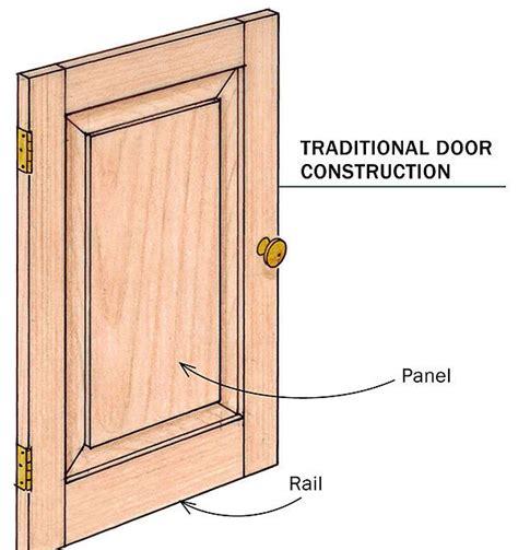 desk solid wood door construction plans info frame and panel door construction finewoodworking