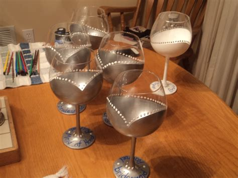 wine glass painting hand painted wine glasses 51 diy ideas guide patterns