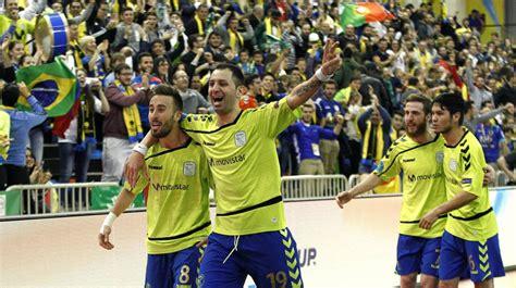 futbol sala en tv horarios de f 250 tbol sala movistar inter barcelona en