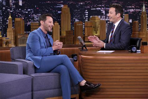 nick kroll jimmy fallon interview aerosmith performed quot mama kin quot on jimmy fallon s quot tonight