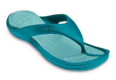 Sepatu Wanita Sepatu Crocs Sepatu Crocs Wanita Crocs Duet Skimmer athens turqoise and seafoam sepatu sendal crocs