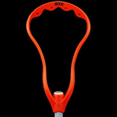 Stx Proton Power by Stx Proton Power Unstrung Orange Lacrosse Captain