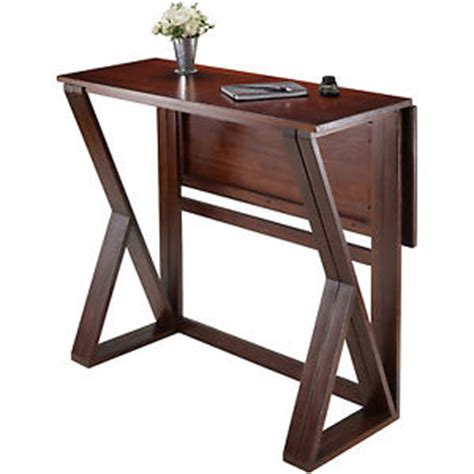 dining tables for small spaces counter height drop leaf