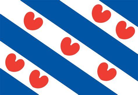 Frisian Flag File Frisian Flag Svg
