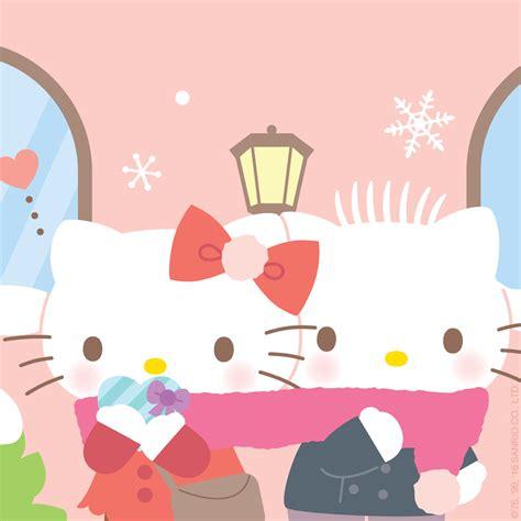 wallpaper hello kitty and daniel cute smile