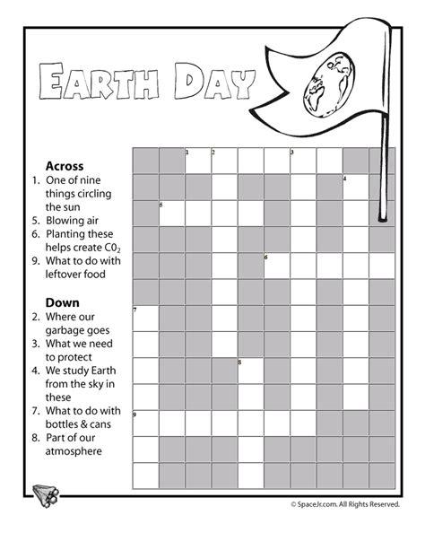 Ordinary Christmas Fun Games #4: Earth-day-crossword-.gif