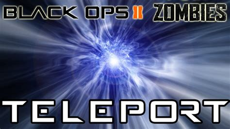 tutorial zombies tranzit teleport in tranzit tutorial call of duty black ops 2