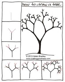How To Draw A Tree Psikotes How To Draw A Tree Step By Step This Tutorial Makes So