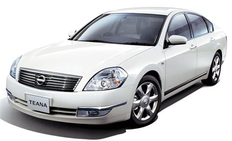 nissan teana car and driver