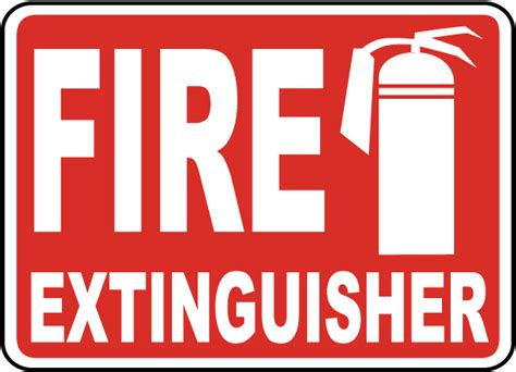 extinguisher sign a5044 by safetysign
