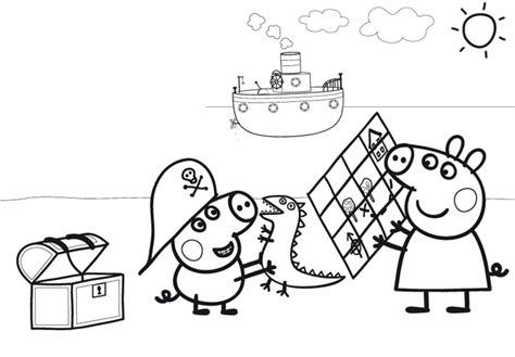 imagenes para pintar online dibujos para colorear en linea de peppa pig archivos