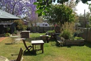 Aussie Backyard by The Backyard Of The Cwa Building In Wingham Abc Rural
