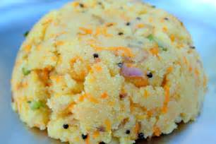 2 Home Cooks by Carrot Rava Upma Recipe On Food52