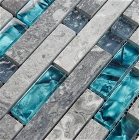 glass backsplash tile for kitchen blue shell tile glass mosaic kitchen backsplash tiles