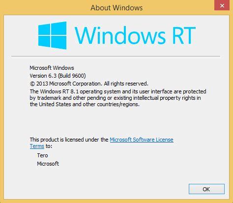 microsoft libera o update 3 para usuários do windows rt