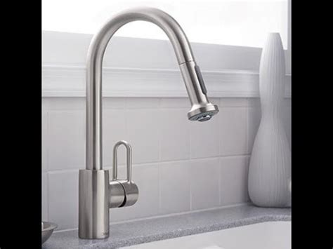Hansgrohe Metro E High Arc Kitchen Faucet Hansgrohe Metro E High Arc Kitchen Faucet With 2 Function Pull Handspray