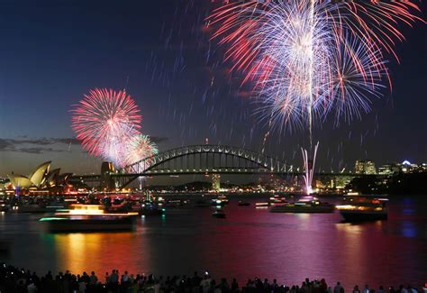 new year los angeles bring in the new year in a single in sydney
