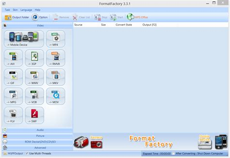 format factory exe formatfactory 3 2 0 1 exedownload free software programs