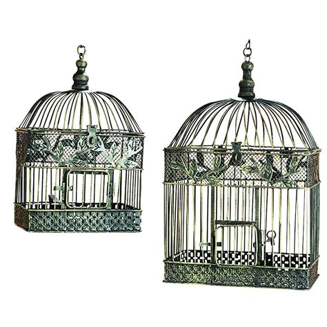 ornamental bird cages with pictures bird cages
