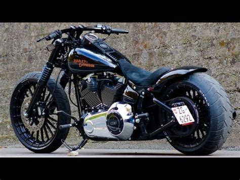 harley davidson fxsb softail breakout 2016 first ride