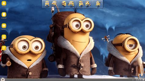 themes windows 10 minions minion skinpack for win7 8 8 1 skinpack customize your