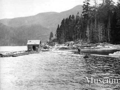 boat house quadra island boathouse the quot shack quot cbell river museum online