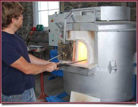 studio glass furnace falorni glass furnaces