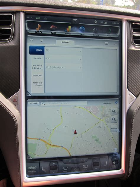 Tesla And Radio Getting A Handle On The Tesla Model S And Review
