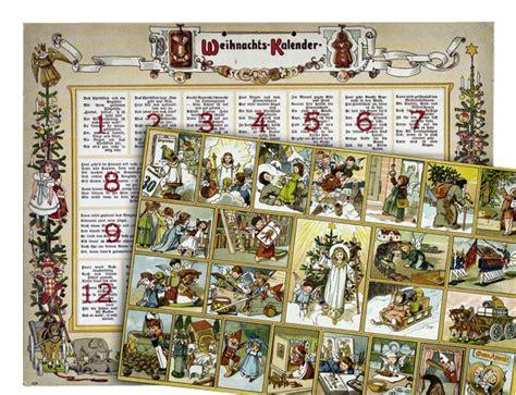 Calendrier Religieux Catholique Origine Du Calendrier De L Avent