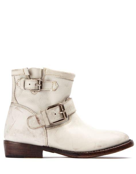 white biker boots vegas white biker boots forumshop