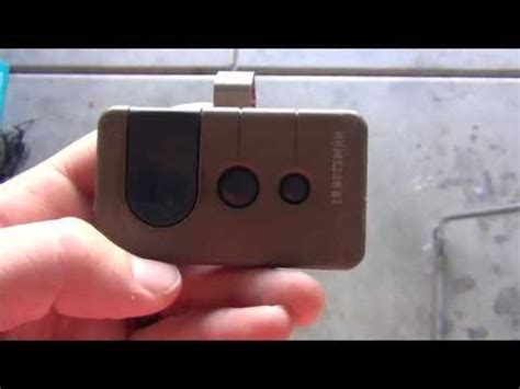Blog Archives Bittorrentowl Reprogram Craftsman Garage Door Opener