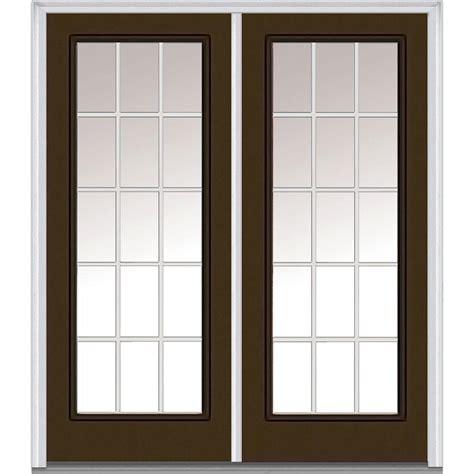doors 72 x 80 mmi door 72 in x 80 in gbg right lite classic