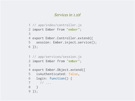 js new pattern new component patterns in ember js