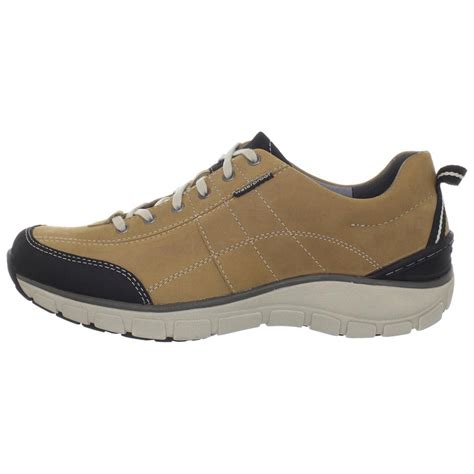 clarks athletic shoes clarks women s wave trek sneakers athletic shoes