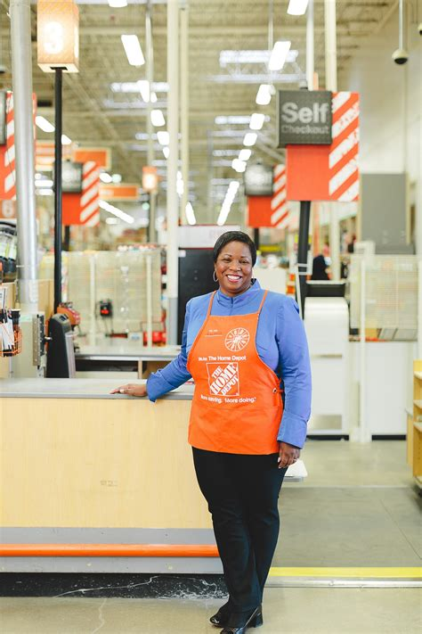 home depot corporate hr department
