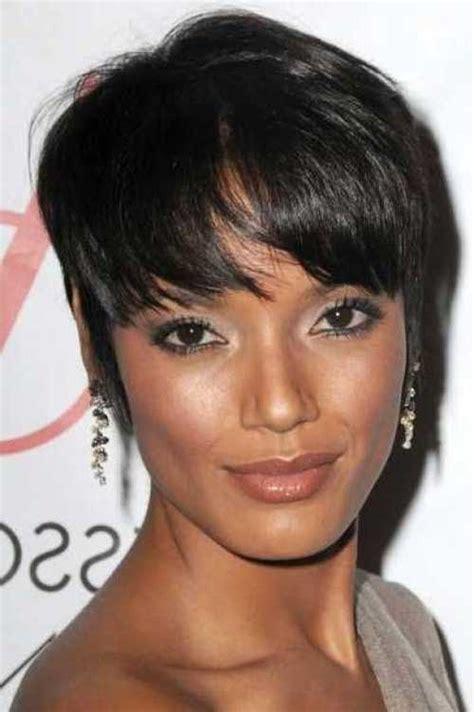 Long Pixie Cuts For Black Women   20 short pixie haircuts for black women short hairstyles