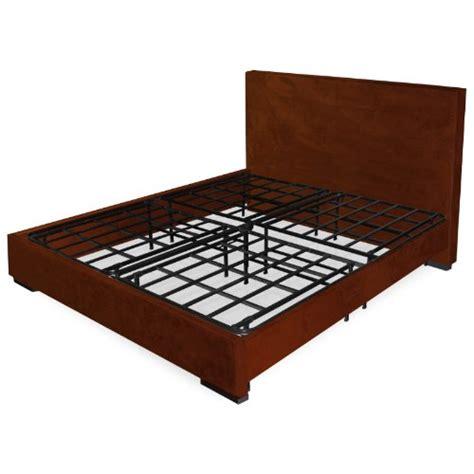 foundation bed frame off 95 01 for sleep master elite platform metal bed frame