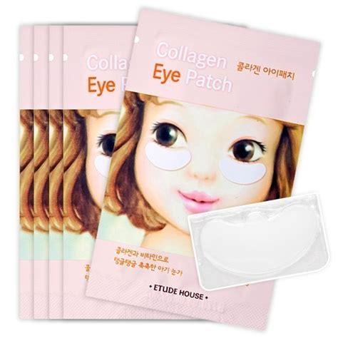 Etude House Collagen Eye Patch Ori etude house collagen eye patch suka