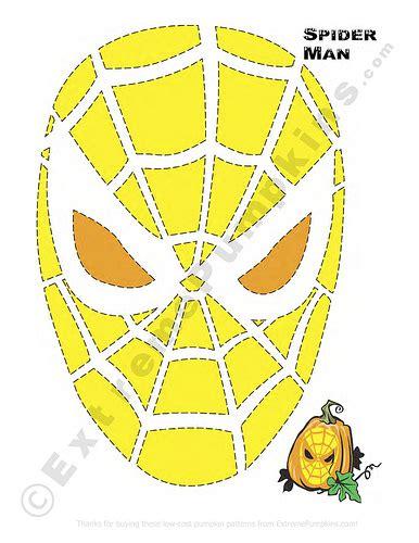 spiderman pattern for pumpkin 3 printable moustache patterns on pinterest party