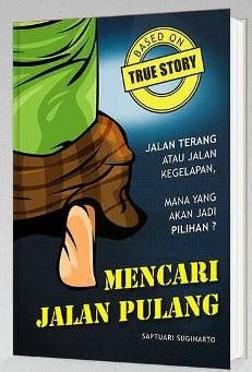 Jual Buku Saptuari Mencari Jalan Pulang wisata buku islam toko buku islam terpercaya