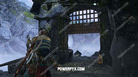 boat dock light elf outpost god of war all treasure map locations dig spots